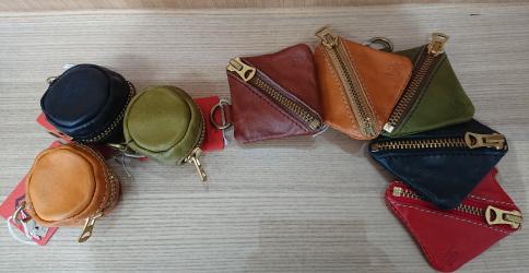 牛革(コインケース・カードケース・財布など)